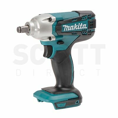 Makita DTW190Z 18V Li-ion Cordless Impact Wrench 1/2  Body Only • 73.90£
