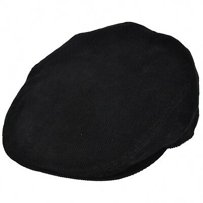 Unisex Corduroy  Summer Style Flat Cap Country Cord  Hat • 9.49£