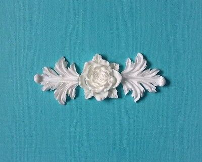 AU9.95 • Buy Shabby Chic French Furniture Moulding Furniture Applique Carving Onlay