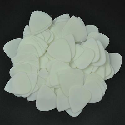$ CDN11.43 • Buy 100 Pcs New Medium 0.71mm Guitar Picks Plectrums Matte White