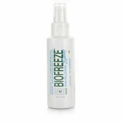 Biofreeze Pain Relieving Spray 118 Ml Cryotherapy • 11.97£