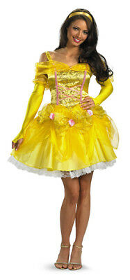 $21.59 • Buy Sexy Beauty And The Beast Belle Disney Costume