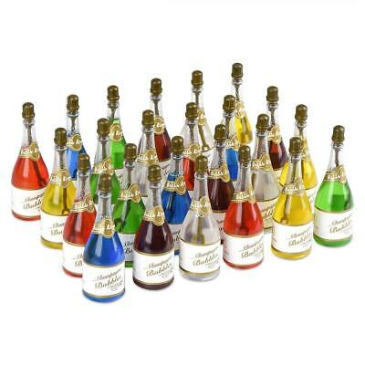 £21.23 • Buy 24 Pack Mini Champagne Bottle Bubbles, XMAS New Year's Party Stocking Stuffers