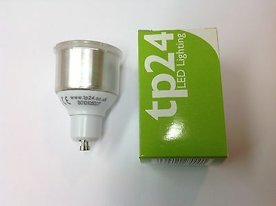 Tp24 LED 3.5W Lamp 8212 SMD DIMMABLE Long Neck GU10 LED Bulb. • 6.38£