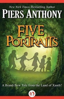 Five Portraits (xanth): By Piers Anthony • 14.41$