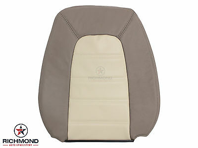 $231 • Buy 2005 Ford Explorer Eddie Bauer -Driver Lean Back Replacement Leather Seat Cover