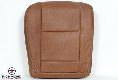 $273.60 • Buy 2005 2006 Ford F250 King Ranch DRIVER Side Bottom Replacement Leather Seat Cover