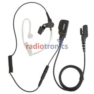 Genuine Hytera PD705, PD785, PD985 Covert Security Acoustic Tube Earpiece EAN23 • 33.98£