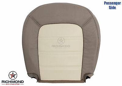 $189 • Buy 2004 Ford Explorer Eddie Bauer -Passenger Side Bottom Leather Seat Cover Tan
