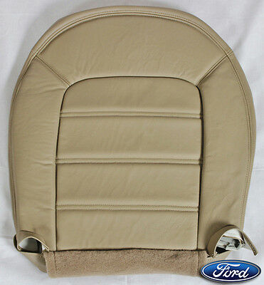 $179 • Buy 2005 Ford Explorer XLT XLS -Driver Bottom Replacement Leather Seat Cover TAN
