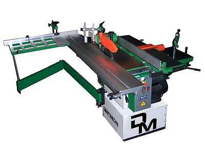 £2800 • Buy Combination Machine 7 Function With Saw Blade Ø 250 Mm