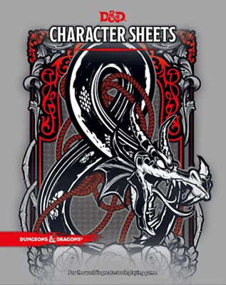 AU20.95 • Buy Dungeons & Dragons Character Sheets NEW