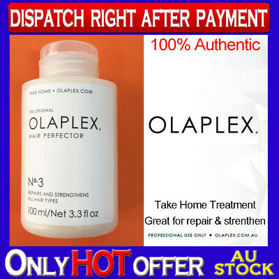 AU99.99 • Buy 2X Olaplex Hair Perfector No.3 100ml  HOT DEAL New And Sealed 100% Authentic