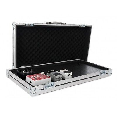 $ CDN306.43 • Buy Large Universal Guitar Effect Pedal Board Flight Case With Removable Lid