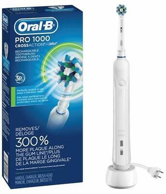 AU91.32 • Buy Oral-B PRO ELECTRIC TOOTHBRUSH RECHARGEABLE 3D Action Pressure Sensor Oral Care