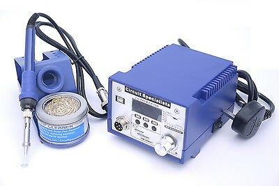 CSI PREMIER75W Digital Temperature Controlled Solder Station 75W Soldering Iron • 64.99£