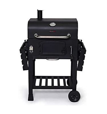 £209.99 • Buy CosmoGrill Barbecue BBQ Outdoor Charcoal Smoker XL Portable Grill Garden