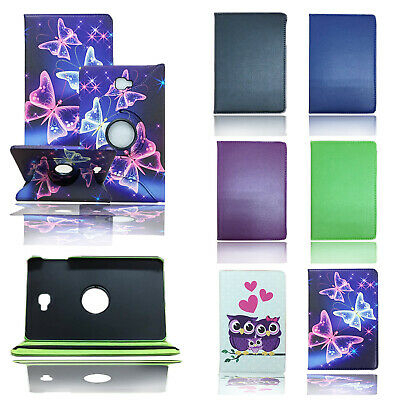Slim Smart Cover Case Stand For Samsung Galaxy Tab T580 / T585 10.1  Tablet Case • 5.49£
