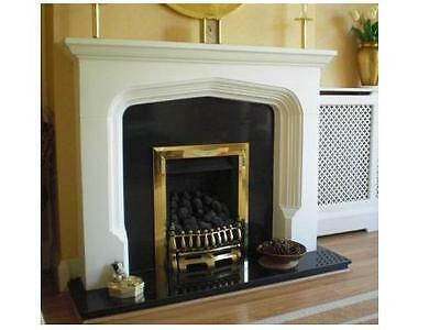 £200 • Buy F10 Gothic Fire Surround In Plaster - BIRMINGHAM COLLECTION ONLY