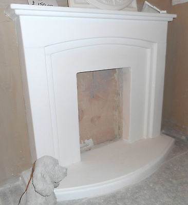 £150 • Buy F13 Oxford Fire Surround In Plaster - BIRMINGHAM COLLECTION ONLY