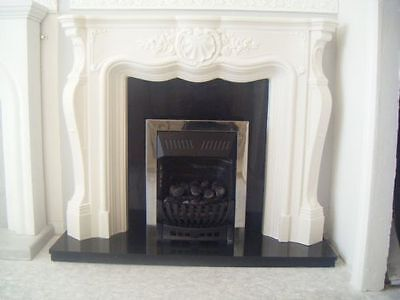 £300 • Buy F14 Louis Carrington No1 Fire Surround In Plaster - BIRMINGHAM COLLECTION ONLY