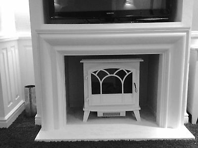 £225 • Buy F18 Apollo Fire Surround In Plaster - BIRMINGHAM COLLECTION ONLY