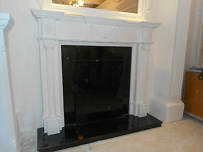 £200 • Buy F20 Windsor Fire Surround In Plaster - BIRMINGHAM COLLECTION ONLY