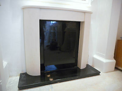 £150 • Buy F23 Wave Fire Surround In Plaster - BIRMINGHAM COLLECTION ONLY