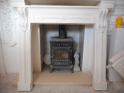 £175 • Buy F28 Regency Fire Surround In Plaster - BIRMINGHAM COLLECTION ONLY