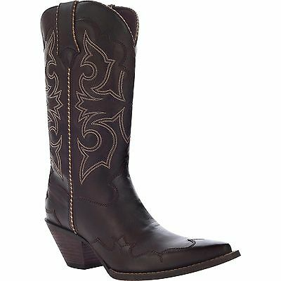 $49.95 • Buy Crush By Durango Women's Rock 'N' Scroll Western Boots, Dark Brown