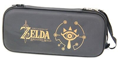 Zipper Bag Carrying Case With Handle For Nintendo Switch Console Joy-Con Zelda • 7.99$