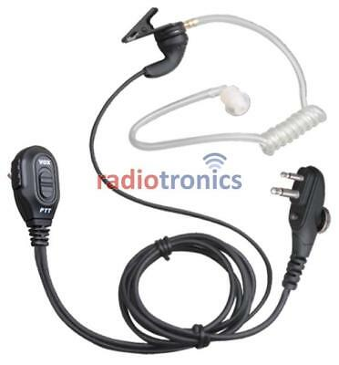 £21.95 • Buy Genuine Hytera EAM12 PD405 PD505 TC610 TC620 Power 446 Covert Security Earpiece