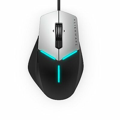 AU45 • Buy Dell Alienware Advanced Gaming Mouse AW558 AlienFX Lighting Effects