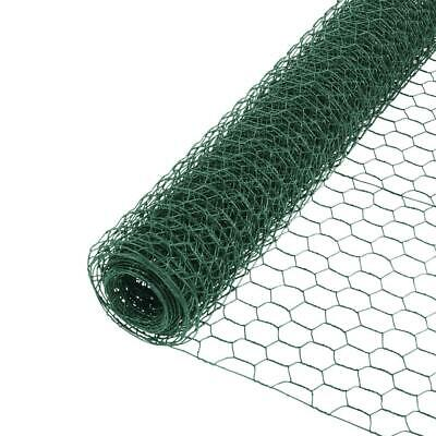 £16.99 • Buy Chicken Wire | PVC Coated | 25mm & 50mm Hole Size | 10mm, 25mm, 50mm Lengths