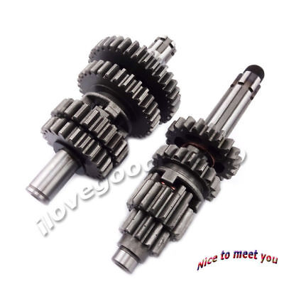 AU86.77 • Buy Pit Dirt Bike YX 140cc 150cc 160cc Transmission Gear Box Main Counter Shaft