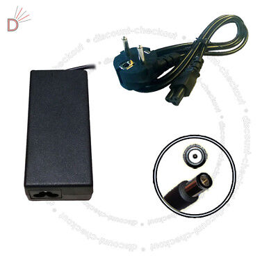 Laptop Charger For HP COMPAQ PRESARIO CQ61-100EO65W + EURO Power Cord UKDC • 18.85£