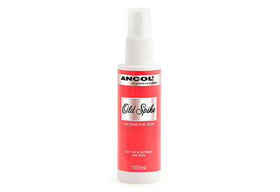 Ancol Dog Cologne Old Spike Deodorant Spray 100ml • 6.85£