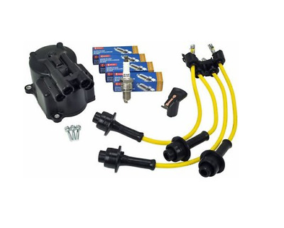 AU56.29 • Buy 4y Engine Ignition Tune Up Kit Toyota Forklift Rotor, Distributor Cap, Wire