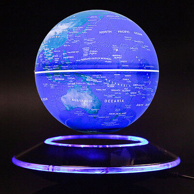AU188.39 • Buy Valentine's Day Gift For Him Her Men Magnetic Floating Globe Night Lighting