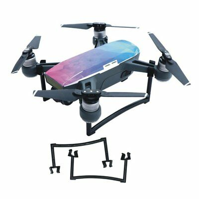 AU8.93 • Buy 1 Pair Heightened Extender Landing Gear Protector For DJI Spark Drone Quadcopter