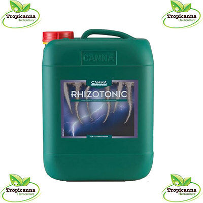 Canna Rhizotonic 10L Root Stimulant And Stress Reliever Nutrient Additive • 178.95£