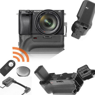 $ CDN103.23 • Buy Battery Hand Grip For Sony A6000 Digital Camera With IR Remote / NP-FW50 BG-3DIR