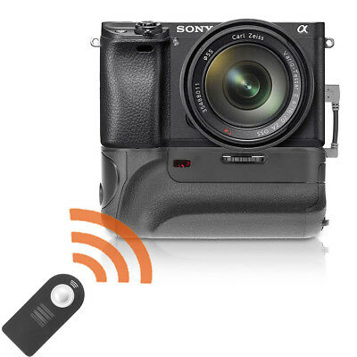 $ CDN110.74 • Buy Battery Hand Grip For Sony A6500 A6300 Digital Camera Photo Remote / NP-FW50