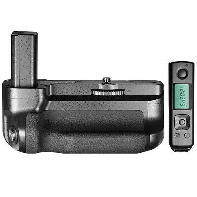 $ CDN149.01 • Buy Battery Hand Grip For Sony A6300 Digital Camera Photo Remote Control / NP-FW50
