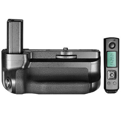 $ CDN192.46 • Buy Battery Hand Grip For Sony A6300 Digital Camera Photo Remote Control / NP-FW50