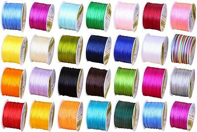 £1.59 • Buy Strong Stretchy Elastic Beading Thread Cord Bracelet String For Jewelry Making
