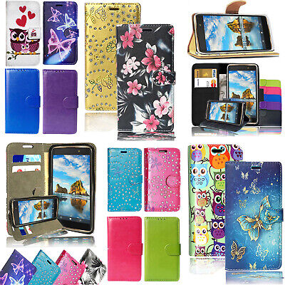 £2.89 • Buy For HUAWEI P8 Lite Magnetic Leather Flip Wallet Case Cover+ Screen Protector