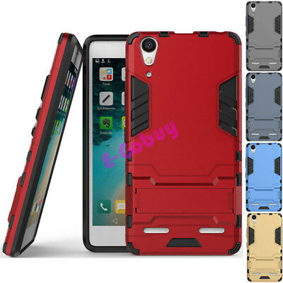 AU4.69 • Buy Shockproof Protective Hybrid TPU Rubber Hard Case Cover For Lenovo A7000 K3 Note