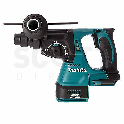 Makita DHR242Z 18V Li-ion Cordless Brushless SDS+ Rotary Hammer Drill Body Only • 149.99£