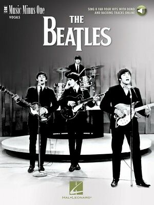 £13.05 • Buy The Beatles Sing 8 Fab Four Hits With Demo And Backing Tracks Online 000236167